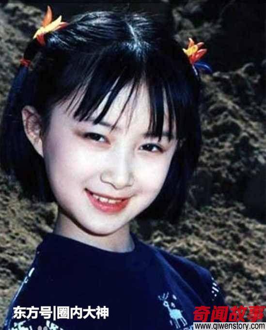 5岁出道,吻戏床戏都拍过却被称为最干净女星,至今未能大红
