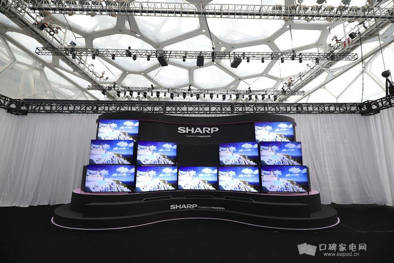 富夏恋后中国首发新品AQUOS命名夏普旷视耀世回归
