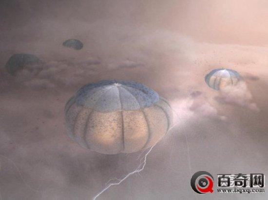 大气层藏外星人12名飞行员离奇死亡